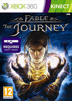 Fable: The Journey Xbox 360 Kinect Cover Art