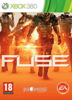 Fuse Xbox 360 Cover Art