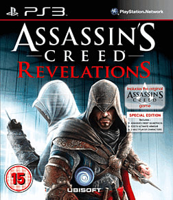Assassin's Creed Revelations Special Edition Playstation 3 Cover Art