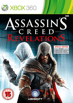 Assassin's Creed Revelations Special Edition Xbox 360 Cover Art