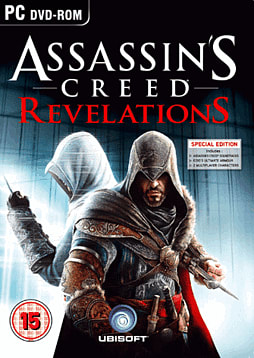 Assassin's Creed Revelations Special Edition PC Games Cover Art