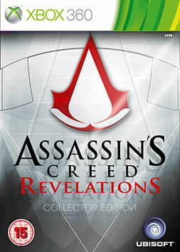 Assassin's Creed Revelations Collectors Edition Xbox 360 Cover Art