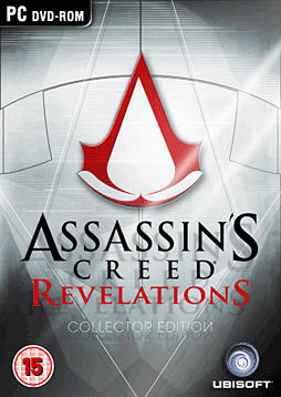 Assassin's Creed Revelations Collectors Edition PC Games Cover Art