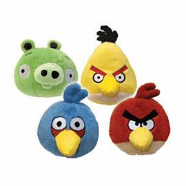 Angry Birds Plush 5