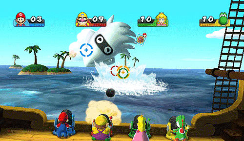 Beat your firends at Mario Party 9 on Nintendo Wii at GAME
