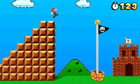 Марио 3d играть онлайн о