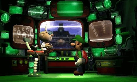 Luigi's Mansion 2 dark Moon on 3DS at GAME