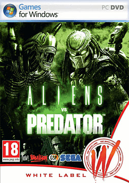 Aliens V Predator PC Games Cover Art