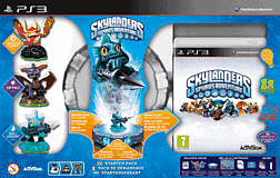 Skylanders: Spyro's Adventure Starter Pack Sony PS3 Cover Art
