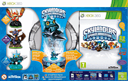 Skylanders: Spyro's Adventure Starter Pack Cover Art