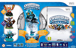 Skylanders: Spyro's Adventure Starter Pack Nintendo Wii Cover Art
