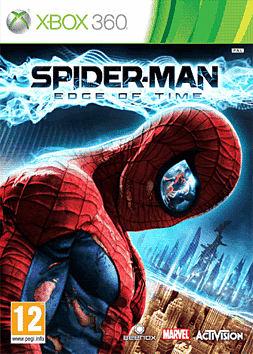 Spiderman: Edge of Time Xbox 360
