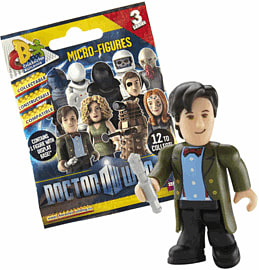 Dr Who Mini Figures S2 Toys and Gadgets