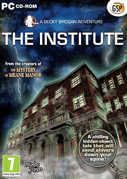 The Institute PC Games Cover Art