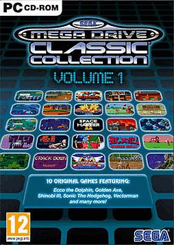 Sega Mega Drive Classic Collection Volume 1 PC Games