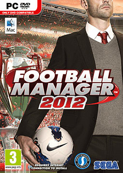 Football Manager 2012 PC Games Cover Art