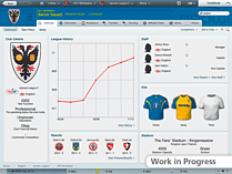 Football Manager 2012 screen shot 3