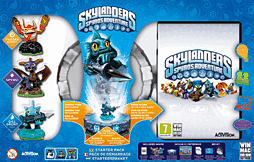 Skylanders: Spyro's Adventure Starter Pack PC Software Cover Art