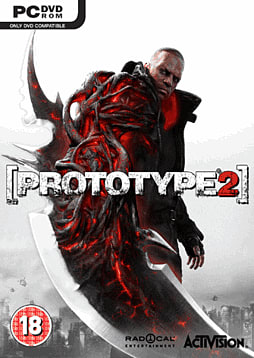 Prototype 2 PC Games Cover Art