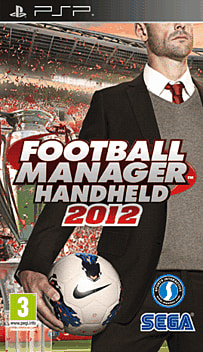 Football Manager Handheld 2012 PSP Cover Art