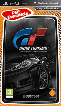 Gran Turismo Essentials PSP Cover Art