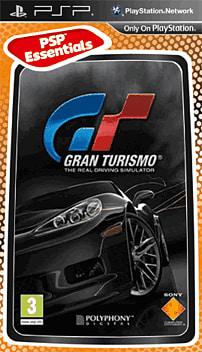 Gran Turismo Essentials PSP