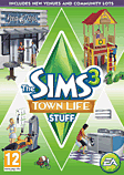 The Sims 3: Town Life Stuff PC Games