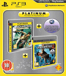 Uncharted Double Pack PlayStation 3