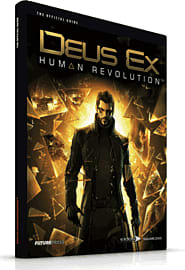 Deus Ex: Human Revolution Strategy Guide Strategy Guides and Books