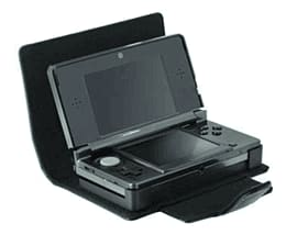 GAMEware Flip n Charge - Black for 3DS Accessories