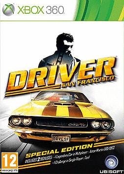 Driver San Francisco Special Edition Xbox 360