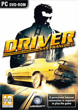 Driver San Fransisco Special Edition PC Games Cover Art