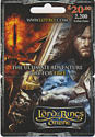 Lord of the Rings Online £20 Gift Card Toys and Gadgets