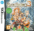 Rune Factory 3 DSi and DS Lite