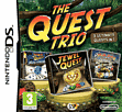 The Quest Trio DSi and DS Lite
