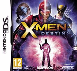 X-Men Destiny DSi and DS Lite