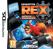 Generator Rex: Agent of Providence DSi and DS Lite