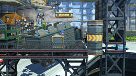 Sonic Generations screen shot 1