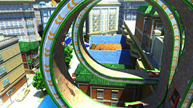 Sonic Generations screen shot 2
