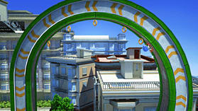 Sonic Generations screen shot 4