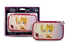 Disney Fairies Tinkerbell Console Storage Bag Accessories
