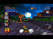 CTR: Crash Team Racing screen shot 2