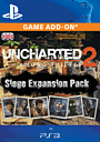 Uncharted 2: Among Thieves Siege Expansion Pack PlayStation Network