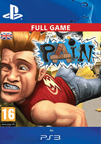 PAIN PlayStation Network Cover Art