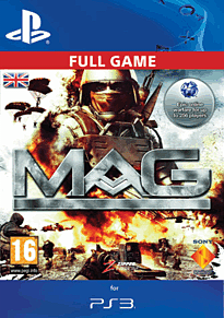 MAG PlayStation Network Cover Art