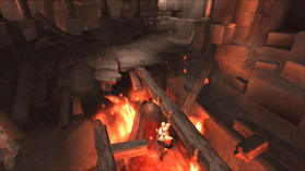 God of War HD Collection screen shot 8