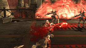 God of War HD Collection screen shot 3