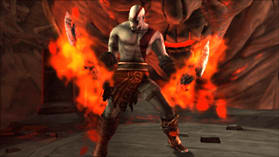 God of War HD Collection screen shot 1