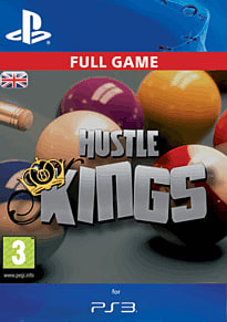 Hustle Kings PlayStation Network Cover Art