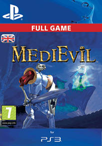 MediEvil PlayStation Network Cover Art